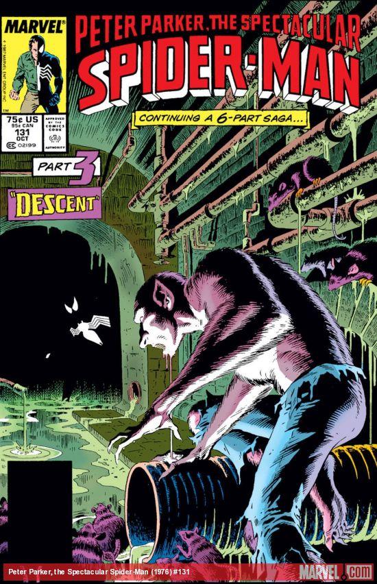 Peter Parker, the Spectacular Spider-Man (1976) #131