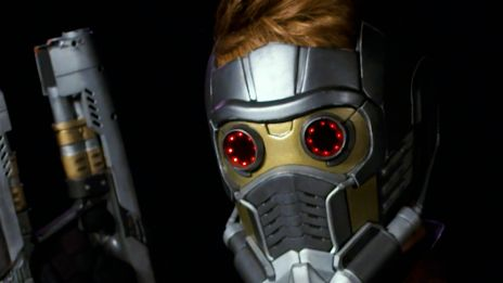 Cosplayer Johnny Junkers Becomes Star-Lord