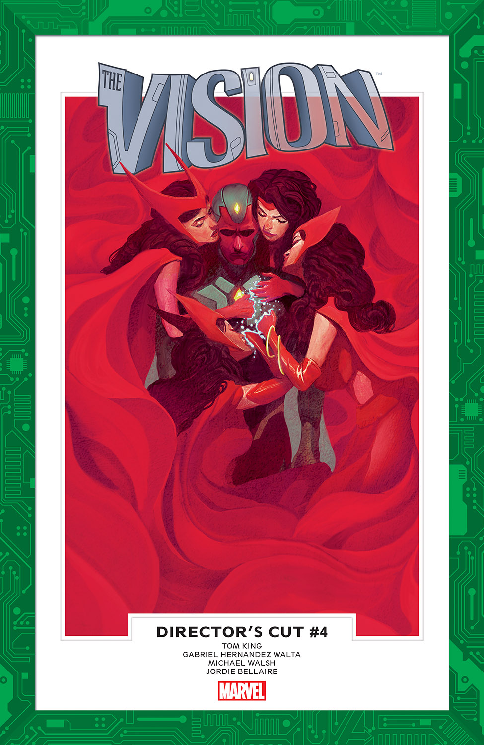 Vision: Director's Cut (2017) #4