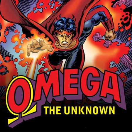 Omega: The Unknown (1976 - 1977)