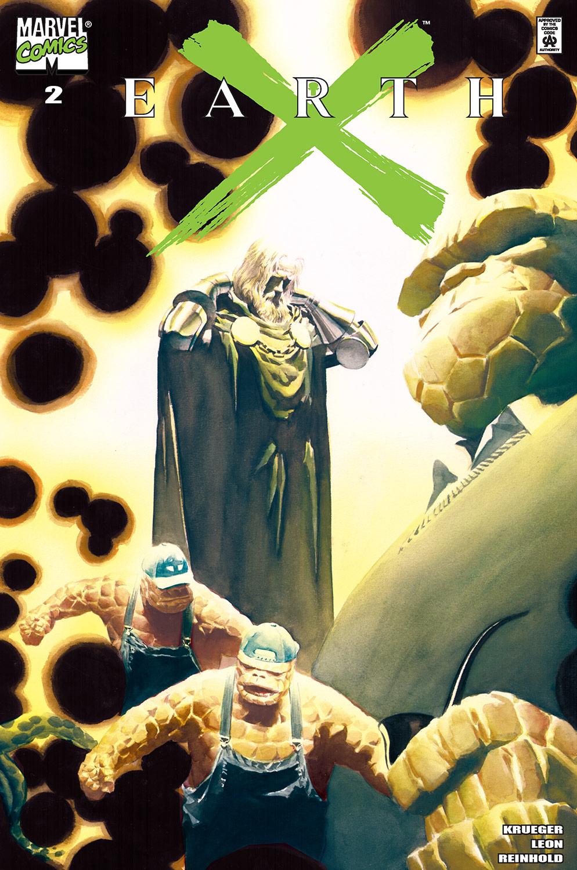 Earth X (1999) #2