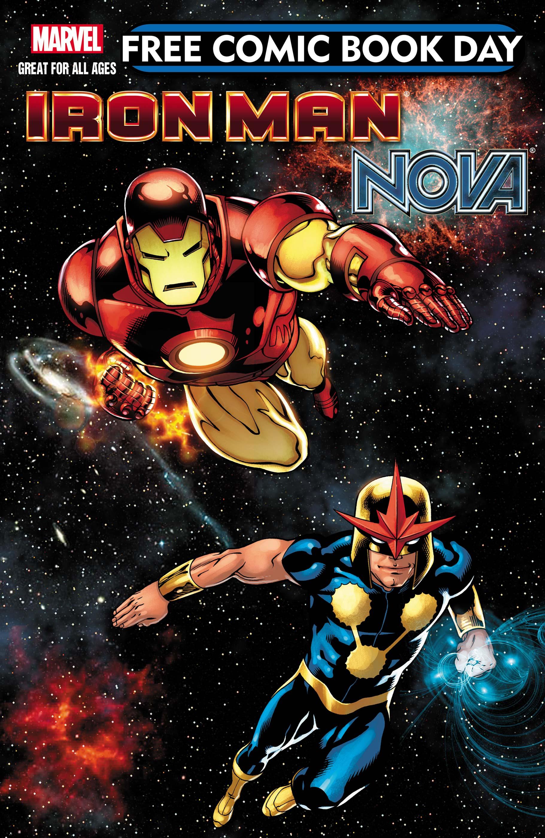 Free Comic Book Day (2010) #1