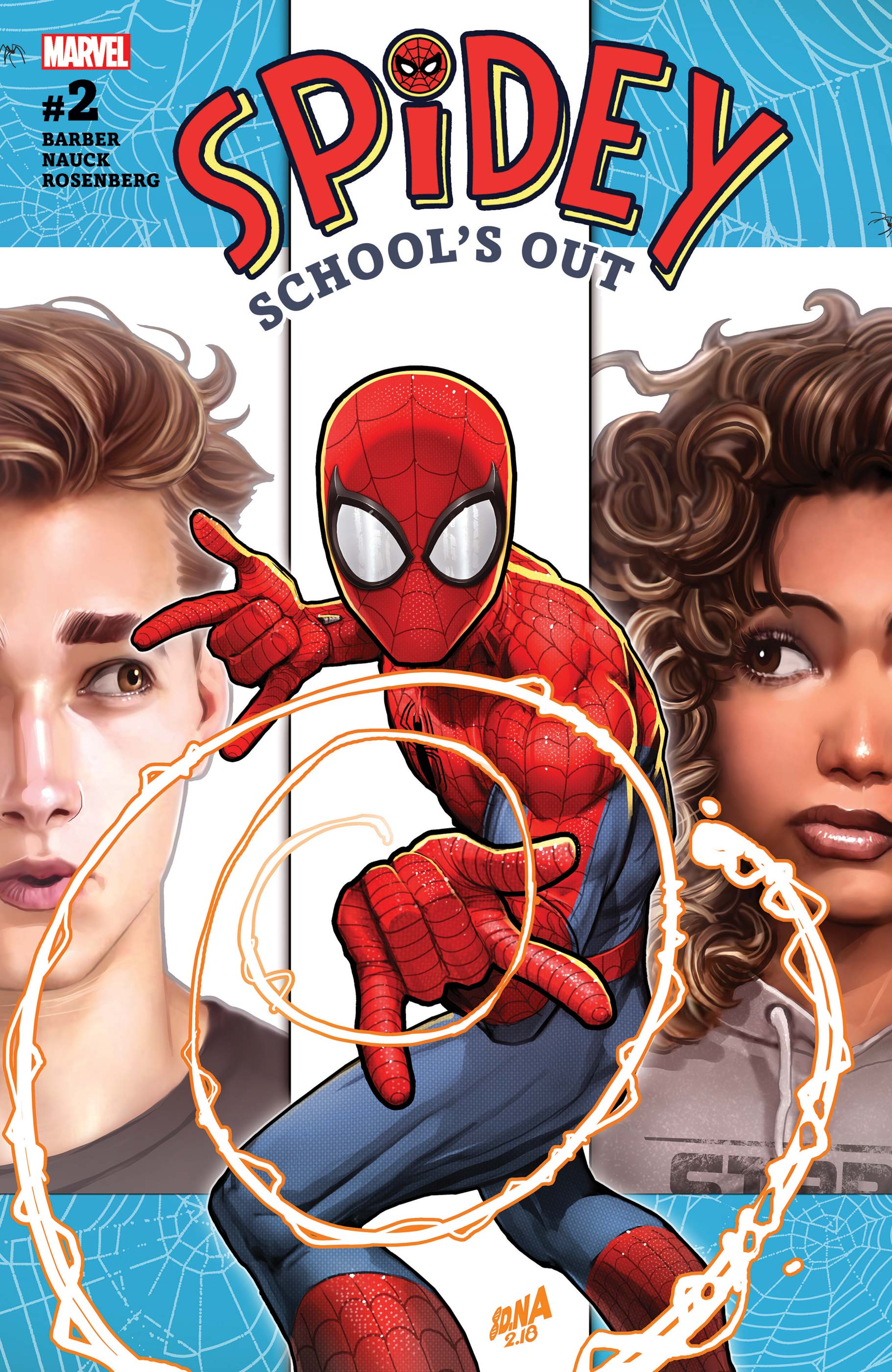 Spidey: School's Out (2018) #2