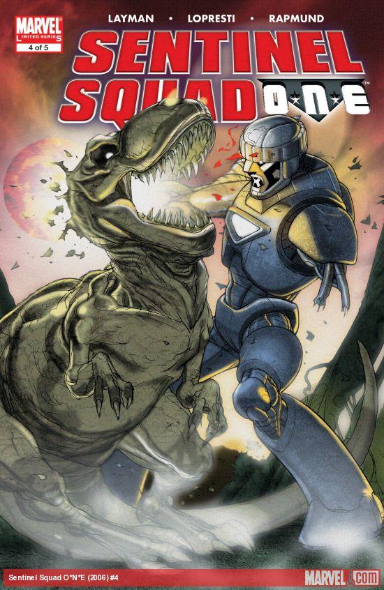 Sentinel Squad O*N*E (2006) #4