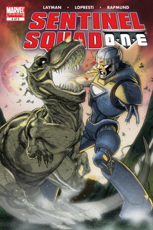 Sentinel Squad O*N*E #4