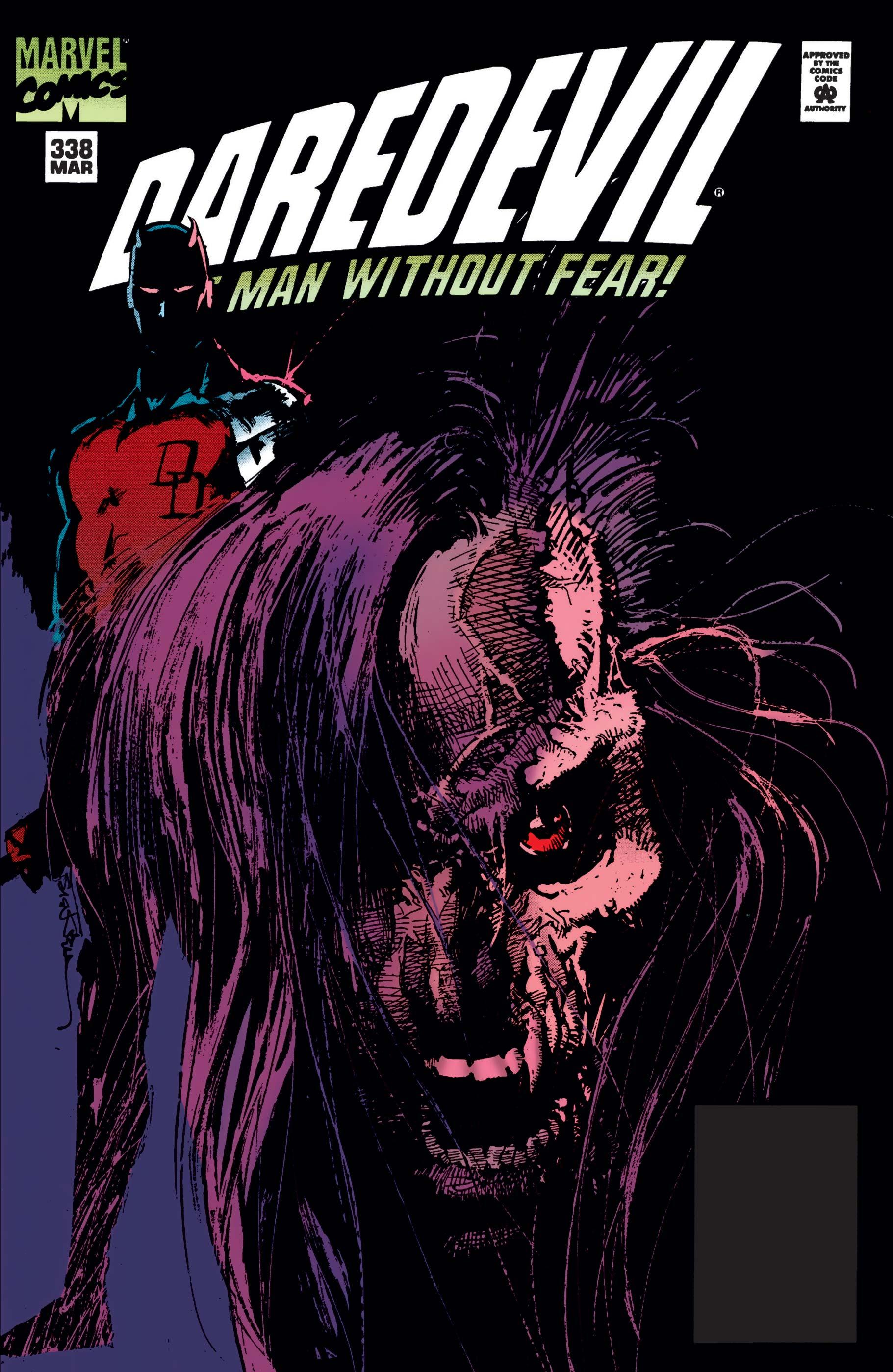 Daredevil (1964) #338
