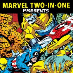 Marvel Two-in-One