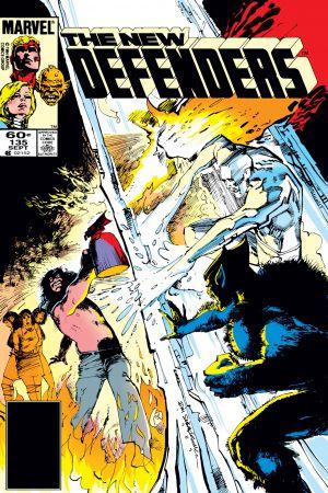 Defenders (1972) #135