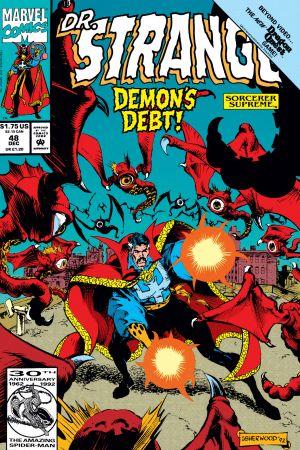 Doctor Strange, Sorcerer Supreme #48