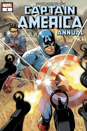Captain America Annual