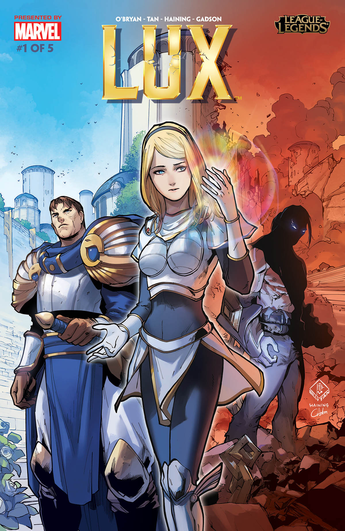 League of Legends: Lux (2019) #1