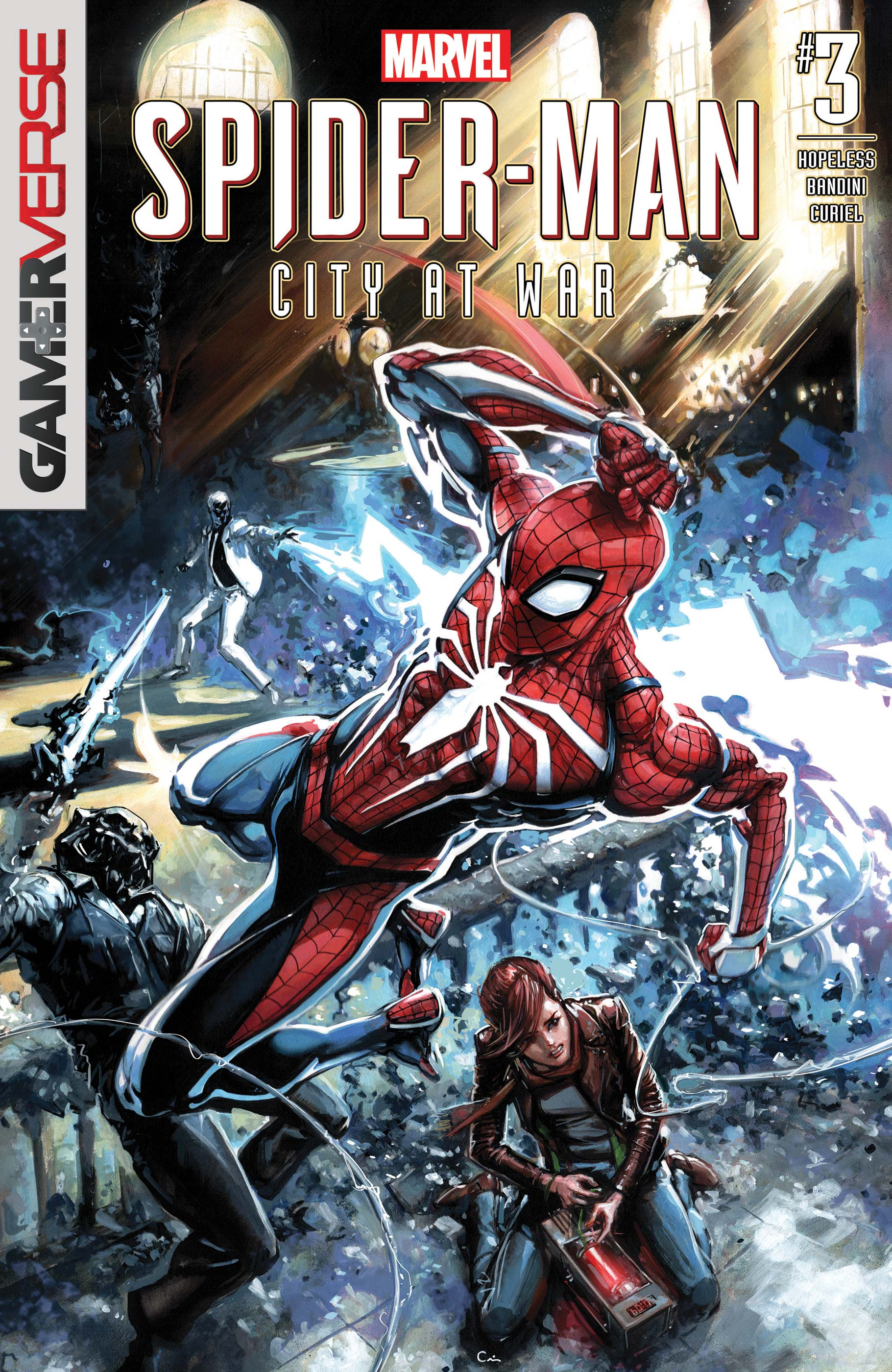 Marvel's Spider-Man: City at War (2019) #3