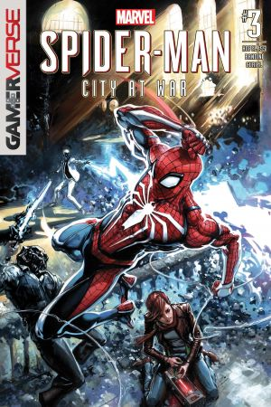 Marvel's Spider-Man: City at War #3
