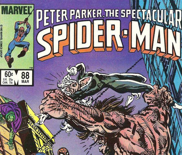 Peter Parker, the Spectacular Spider-Man #88