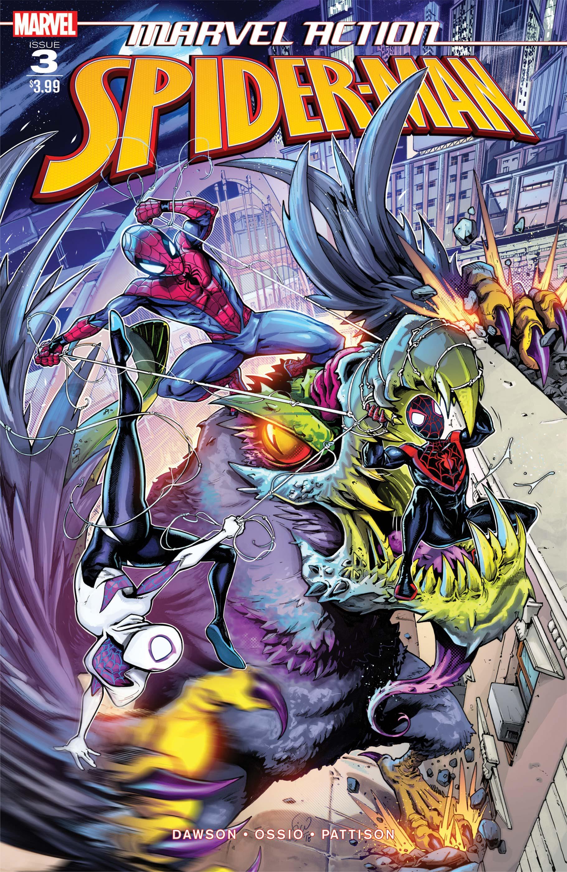 Marvel Action Spider-Man (2018) #3