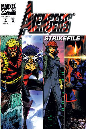 Avengers Strike File (1994) #1