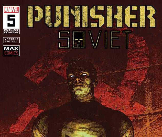 Punisher: Soviet #5