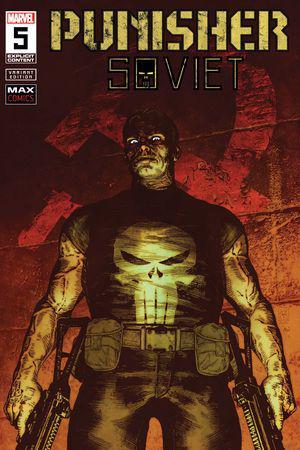 Punisher: Soviet (2019) #5 (Variant)
