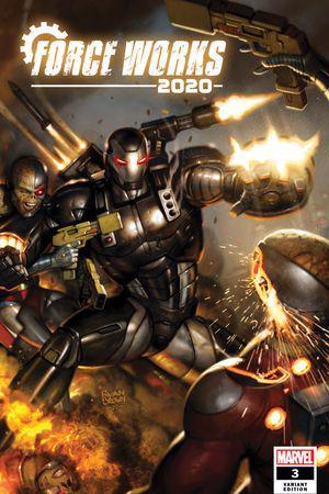2020 Force Works (2020) #3 (Variant)