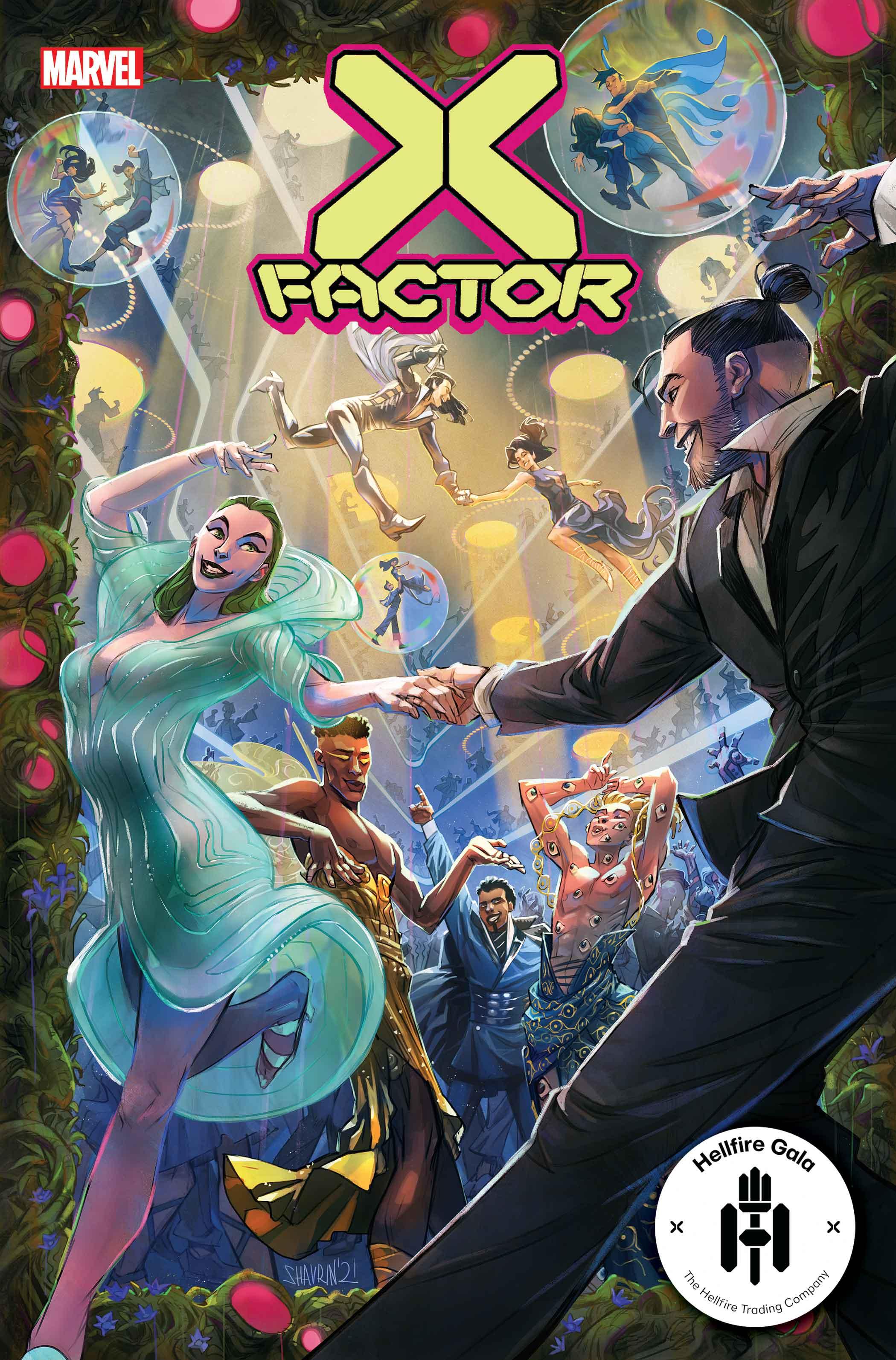 X-Factor (2020) #10
