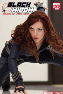 Black Widow (2010) #1 (MOVIE VARIANT)   Comics   Marvel com