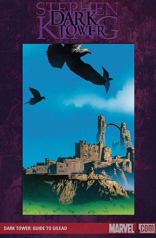 Dark Tower: Guide to Gilead (2009) #1