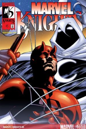 Marvel Knights (2000) #5