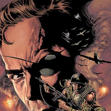 FURY: PEACEMAKER #1
