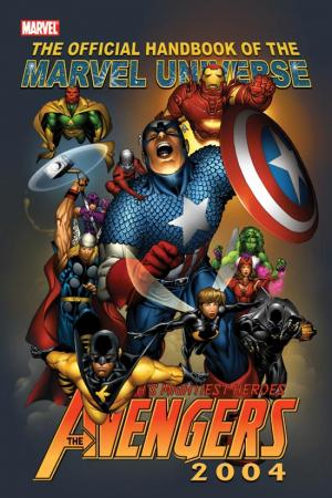 Official Handbook of the Marvel Universe #3