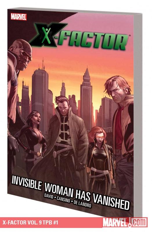 X-Factor Vol. 9 (Trade Paperback)
