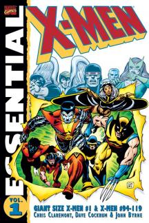 Essential X-Men Vol. I (Trade Paperback)