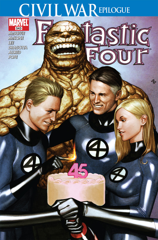 Fantastic Four (1998) #543