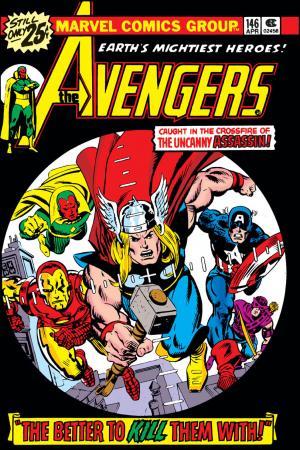 Avengers (1963) #146