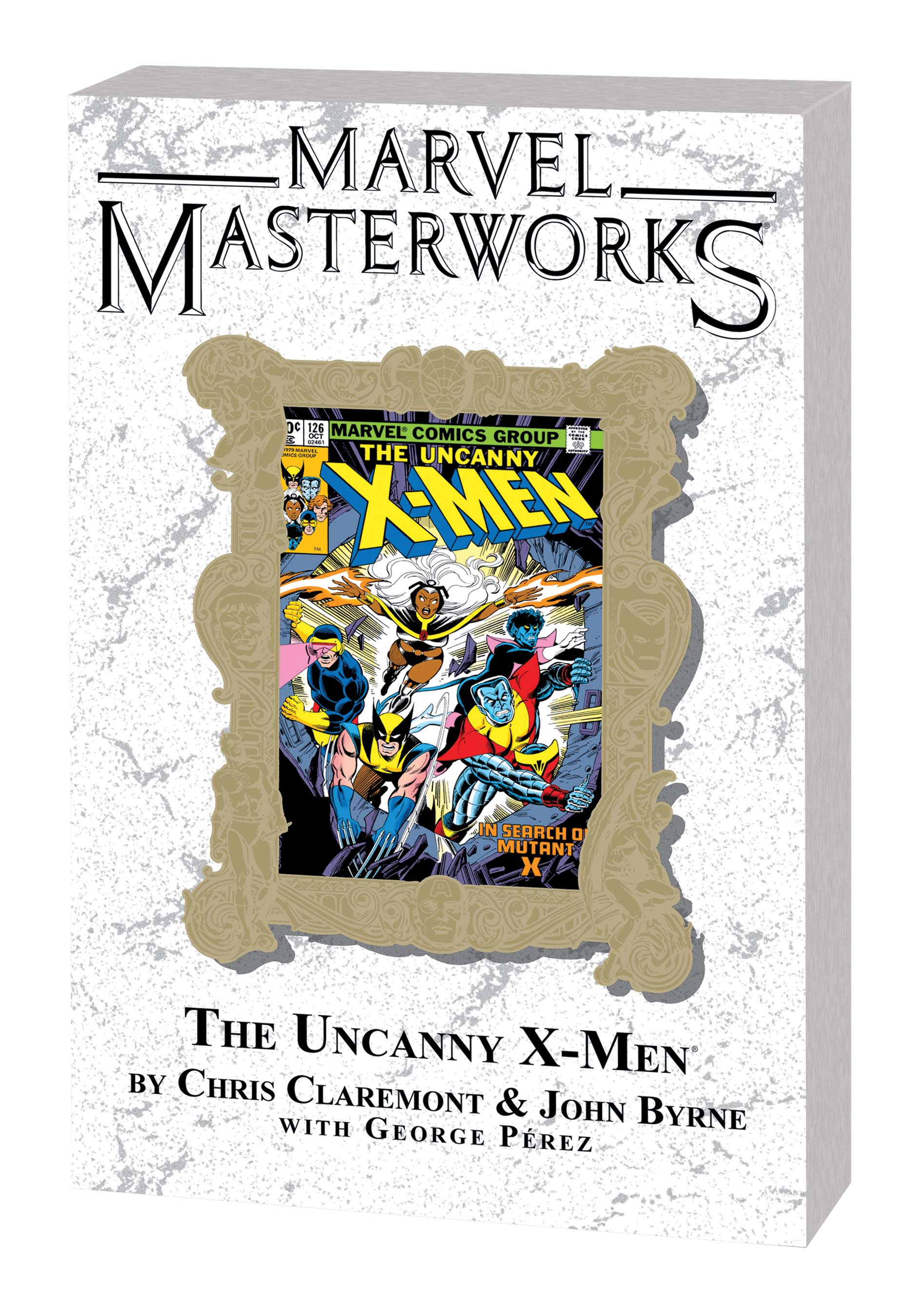 Marvel Masterworks: The Uncanny X-Men Vol. 4 Variant (DM Only) (Trade Paperback)