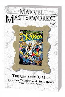 Marvel Masterworks: The Uncanny X-Men Vol. 4 Variant (DM Only) (Trade Paperback)
