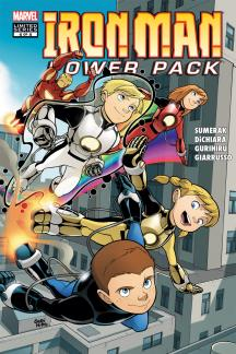 Iron Man and Power Pack #4