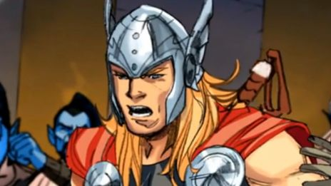 Marvel AR: Thor: God of Thunder #17 Cover Recap