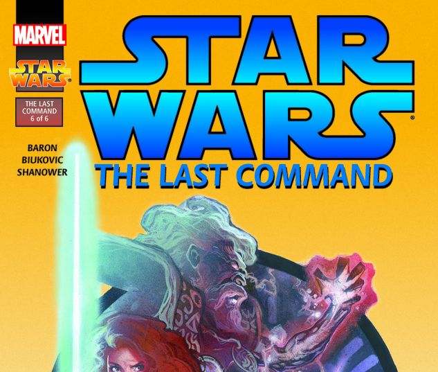 Star Wars: The Last Command (1997) #6