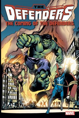 Defenders: The Coming of the Defenders (2011) #1