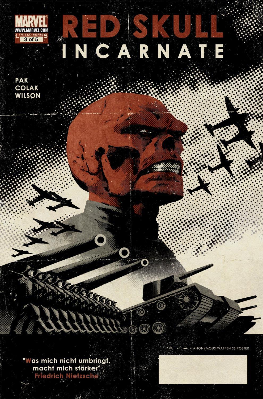 Red Skull (2010) #3