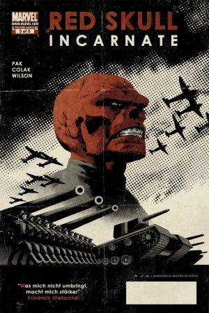 Red Skull #3