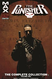Punisher MAX: The Complete Collection Vol. 2 (Trade Paperback)