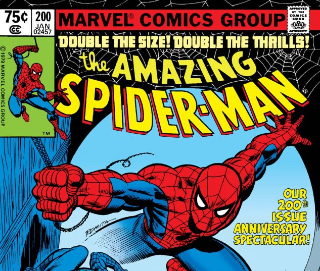 Amazing Spider-Man (1963) #200