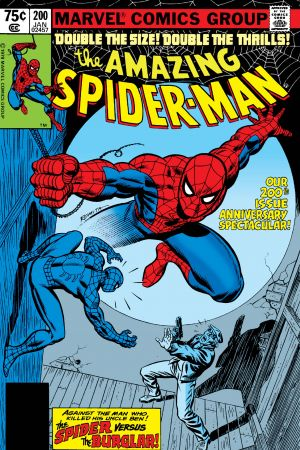 The Amazing Spider-Man (1963) #200