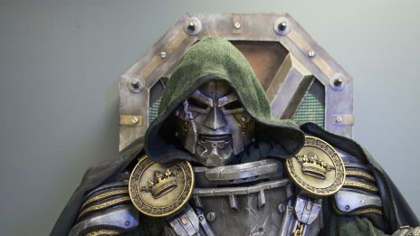 Watch as cosplayer & prop builder Hex Mortis becomes the Doctor Doom in Marvel Becoming!