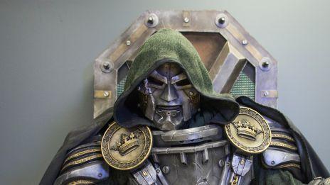 Watch as cosplayer & prop builder Hex Mortis becomes the Doctor Doom in Marvel Becoming!