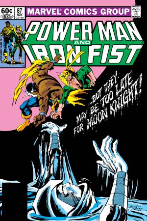 Power Man and Iron Fist #87