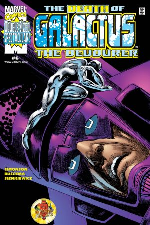 Galactus the Devourer #6
