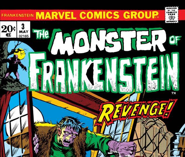 Frankenstein (1973) #3