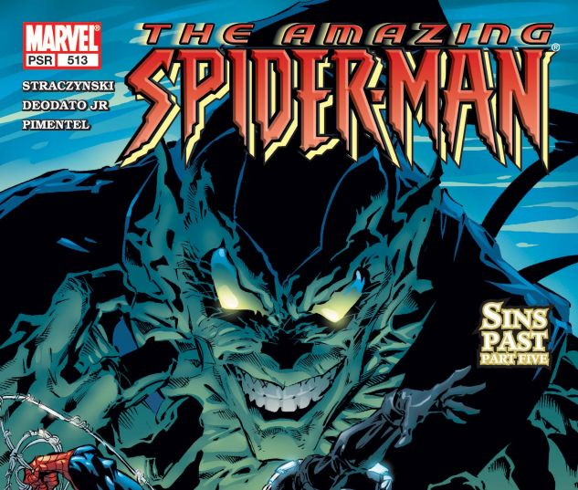 Amazing Spider-Man (1999) #513